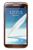 Смартфон Samsung Galaxy Note 2 GT-N7100 Amber Brown - Норильск